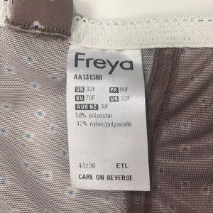 Freya Intimates & Sleepwear - Freya Floral Print Longline Bralette